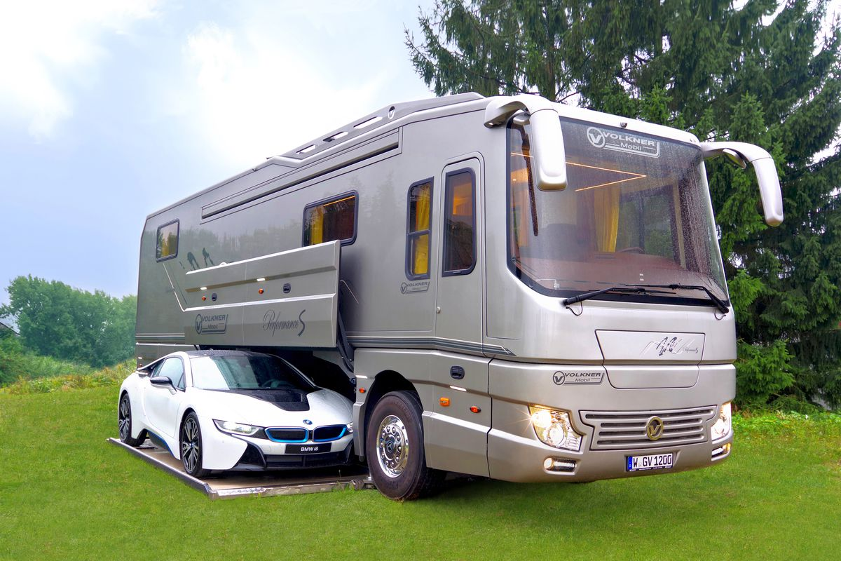 Travel in Style in a Motorhome